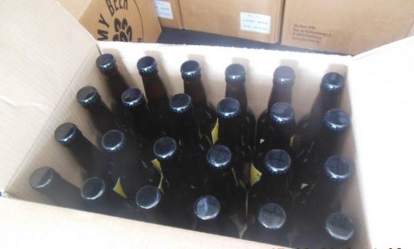 Молдаванин заявил о намерении выпить 70 литров пива остановившим его таможенникам