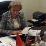ПСРМ как последняя инстанция: Гречаный приняла граждан Молдовы и пообещала им помощь в решении проблем