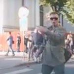 И вновь агрессия: сторонник Нэстасе и Санду набросился на мирно ехавшего автомобилиста (ВИДЕО)