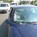 В Кишиневе 50-летняя женщина была сбита на пешеходном переходе (ФОТО)