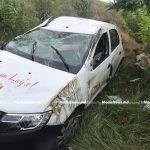 В шаге от трагедии: в Стрэшенах водитель уснул за рулем и чуть не погиб