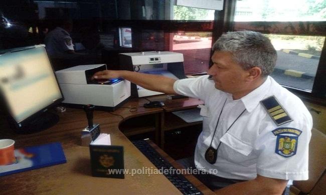 Трое молдаван предъявили на границе недействительные документы