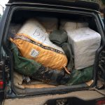 Трое молдаван незаконно перевозили на лодке товар из Украины на 1 миллион леев (ФОТО)