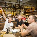 Где посмотреть футбол в Кишиневе: болельщики останутся в восторге