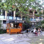 В кишиневские парки вернулись кофейные киоски семьи Киртоакэ