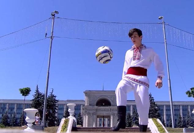 Молдавские болельщики сняли видео в поддержку ЧМ-2018