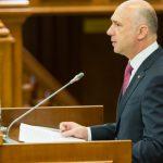 Социалисты вызвали на ковер в парламент Филипа