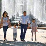 Счастливый ребенок и полноправный папа: Чебан поздравил жителей Кишинева с Днем защиты детей