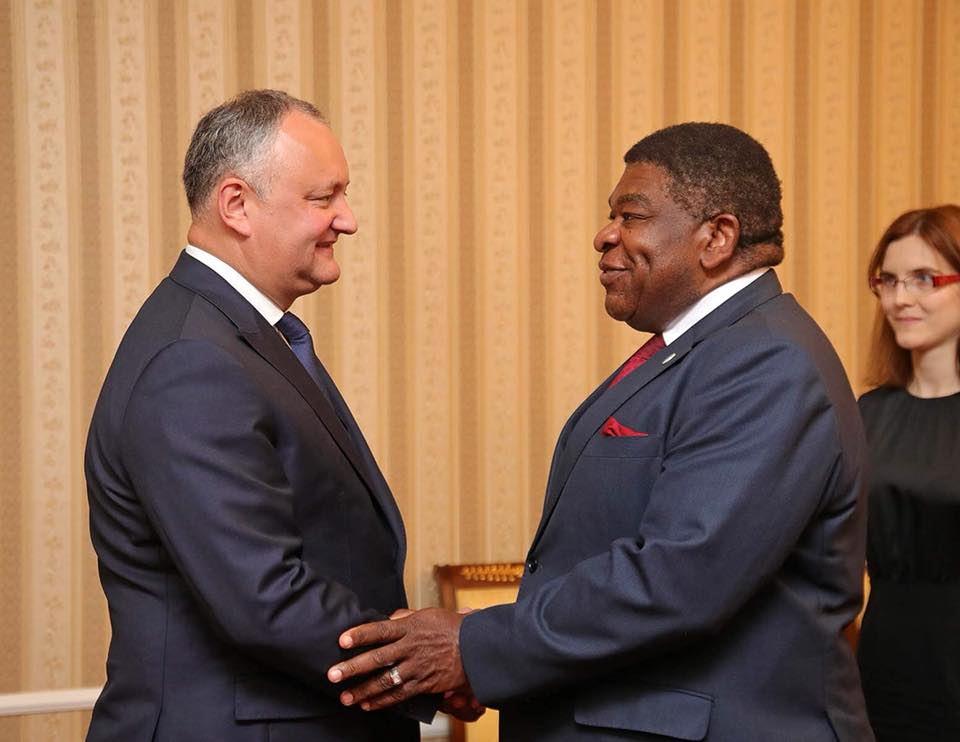 Президент провел встречу с генеральным секретарем Межпарламентского союза