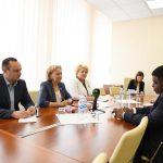 Гречаный встретилась с Генеральным секретарем Межпарламентского союза