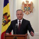 Додон: Русский язык останется языком межнационального общения в Молдове