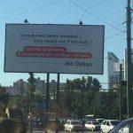 """""""В следующий раз нас будет больше"""": Чебан адресовал гражданам послание на панно"""