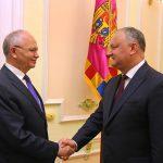 Додон: Отношения Молдовы и России стабильно развиваются, несмотря на недружественные действия правительства