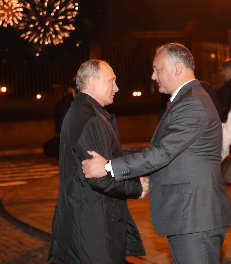 Додон рассказал, о чем будет говорить с Путиным на предстоящей встрече (ВИДЕО)