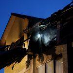 Сильнейший пожар произошел этой ночью в Кишиневе (ФОТО, ВИДЕО)