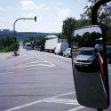 Цепная авария в столице: столкнулись сразу три автомобиля (ФОТО)