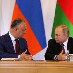 Песков подтвердил, что Додон и Путин встретятся на следующей неделе