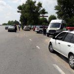 Всего за сутки более 400 водителей были оштрафованы за превышение скорости