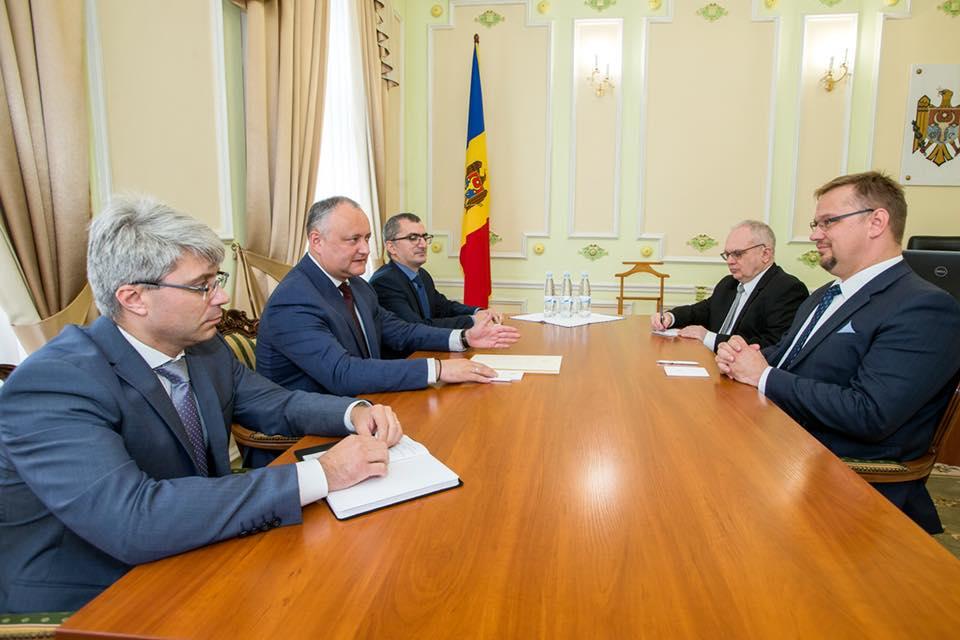 Додон: Молдове нужны подлинные реформы для повышения качества жизни граждан