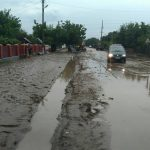 Последствия ливня: в Унгенском районе затопило 10 хозяйств (ФОТО, ВИДЕО)