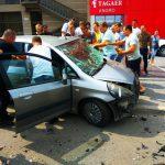Предполагаемый виновник аварии на улице Витязул арестован на 30 дней (ВИДЕО)