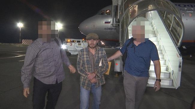 В США нашли молдаванина, объявленного в международный розыск 17 лет назад (ВИДЕО)