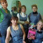За решётками молдавской тюрьмы находятся семеро детей до трех лет
