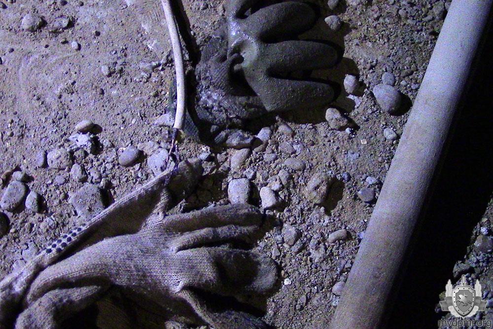 В Дубоссарах рабочий погиб от удара током