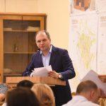 Чебан - Слусарю: За включение в повестку МСК сомнительных вопросов проголосовали те, кто поддержал вас на выборах (ВИДЕО)