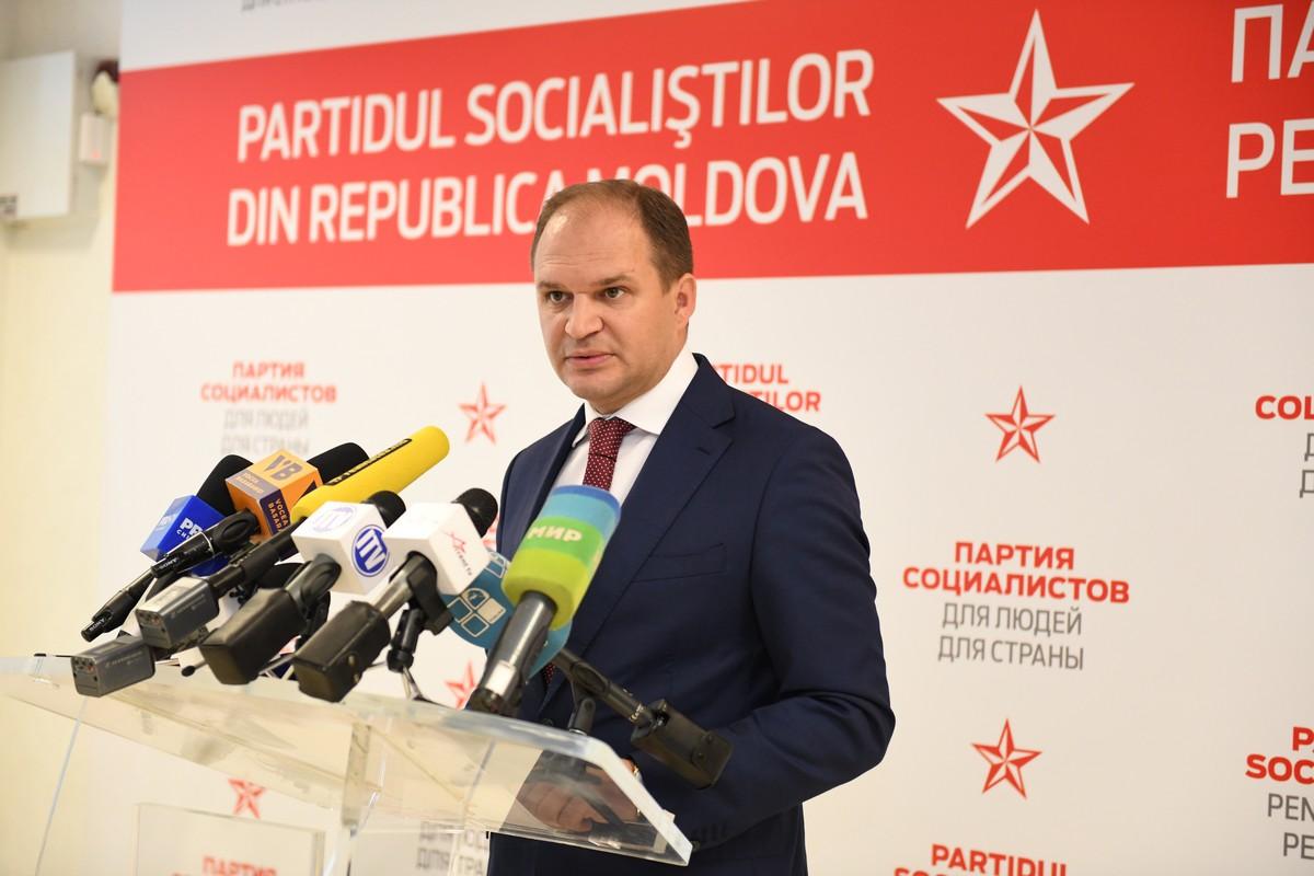 Социалисты оспорят решение суда об аннулировании результатов выборов в Кишиневе (ВИДЕО)