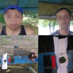 В столице с поличным задержали двух наркоманов