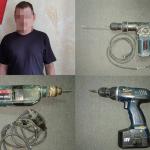 Житель столицы проник в незапертый гараж и украл строительные инструменты на 12 тысяч леев (ВИДЕО)