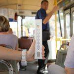 Социалисты требуют установить кондиционеры в 50 столичных троллейбусах (ВИДЕО)