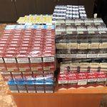 На границе было обнаружено и изъято около 30 тысяч сигарет (ФОТО, ВИДЕО)
