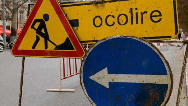 Внимание, кишиневцы! Некоторые улицы будут закрыты, а движение 5 маршруток изменится