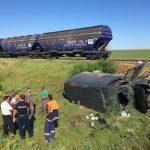 Страшная авария на железной дороге: один человек погиб (ФОТО)