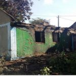 Пожар в Оргееве: спасателям удалось эвакуировать пожилого мужчину
