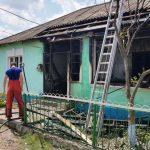 Утром установили, днем загорелся: газовый баллон уничтожил часть дома в Оргеевском районе