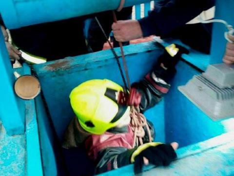 В Глодянах молодая женщина упала в колодец