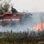 В Тирасполе из-за неосторожного обращения с огнём произошли два крупных пожара