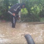 Два села в Молдове оказались под угрозой наводнения