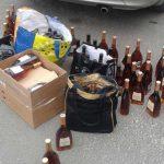 """Житель Дубоссар намеревался ввести """"в оборот"""" около 100 бутылок """"палёного"""" коньяка"""
