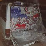 Приднестровский текстиль на 100 тысяч леев пытался незаконно ввезти в Молдову тираспольчанин (ФОТО)
