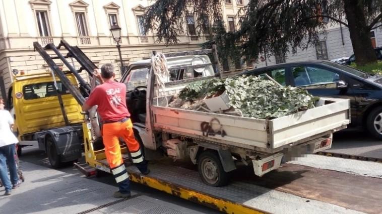Молдаванин в Италии остался без машины и с долгом в 4 тысячи евро