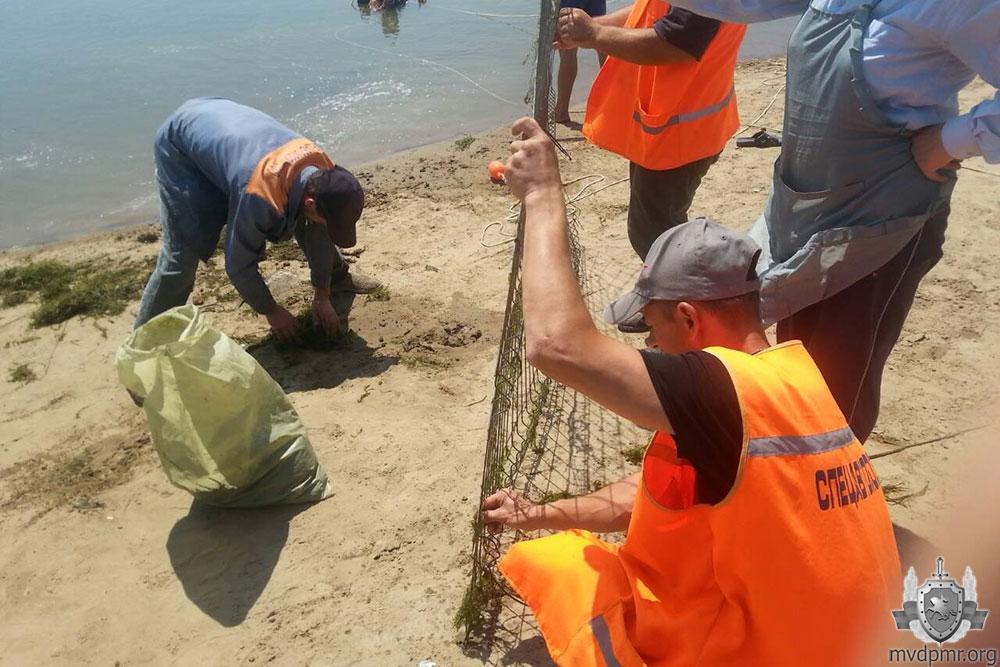 Тревожная ситуация на Днестре: уровень воды стремительно повышается