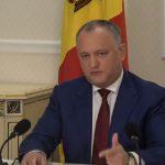 Президент: Необходимо добиться перехода к постмониторингу Молдовы со стороны ПАСЕ (ВИДЕО)