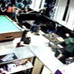Масштабная драка в сельском баре в Хынчештском районе попала на видео