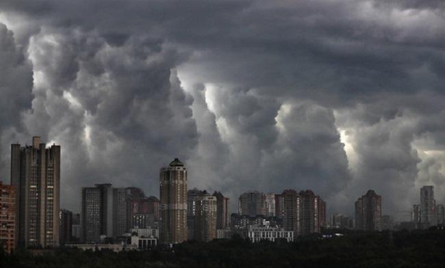 Ещё одна буря надвигается на Молдову: ожидаются отключения электричества