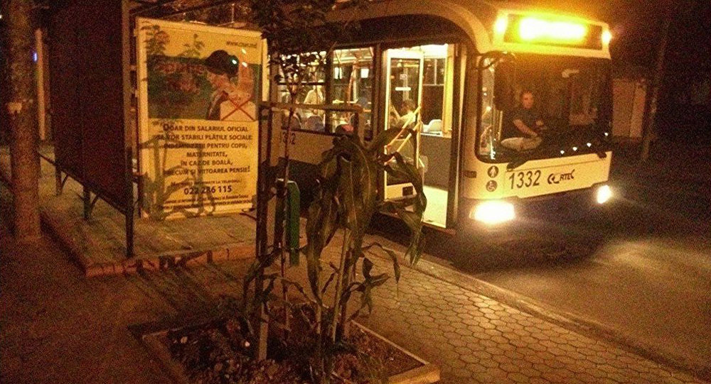 Социалисты потребовали от RTEC обеспечить работу ночных троллейбусов №22 и №24 (DOC)