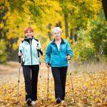 Палки – в руки! 8 причин заняться скандинавской ходьбой